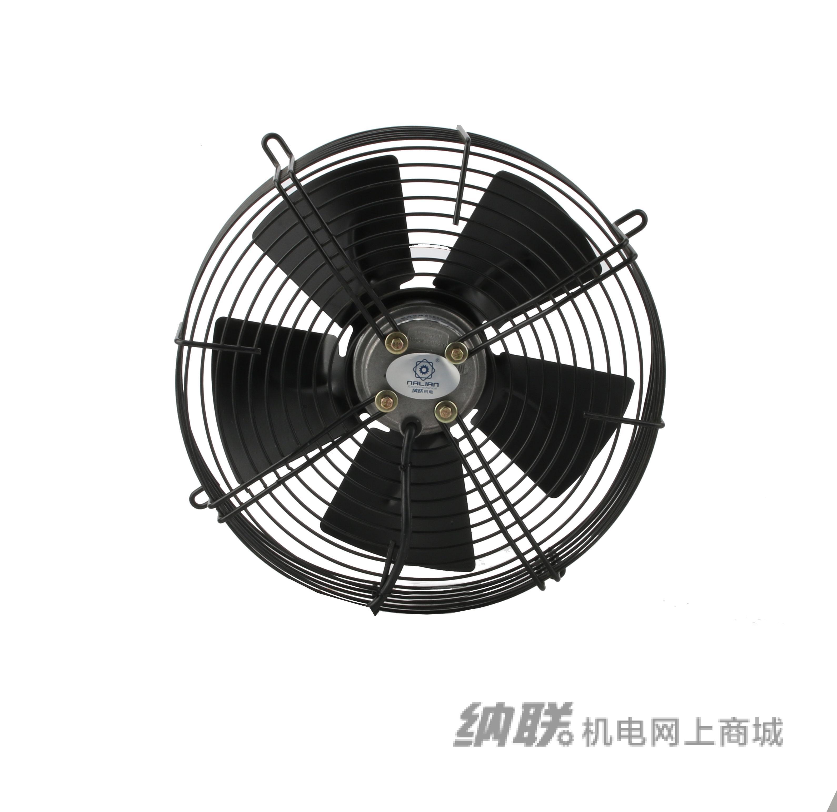 纳联机电 外转子轴流风机-YWF4D-450网罩 三