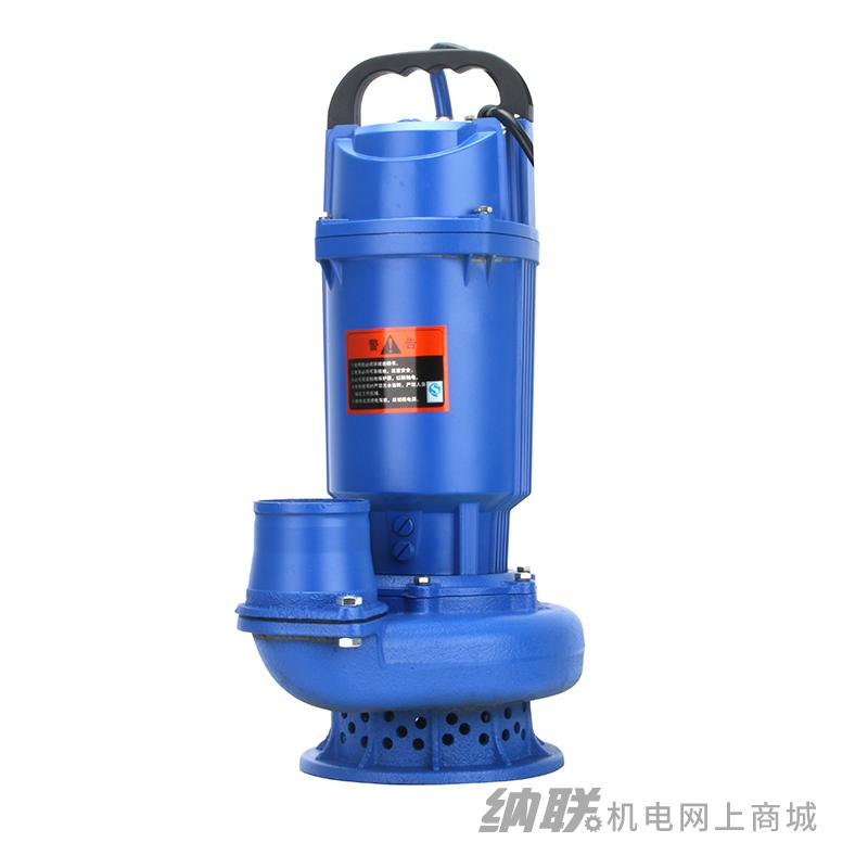 纳联机电 潜水泵-80QDX30-10-1.5(新版)