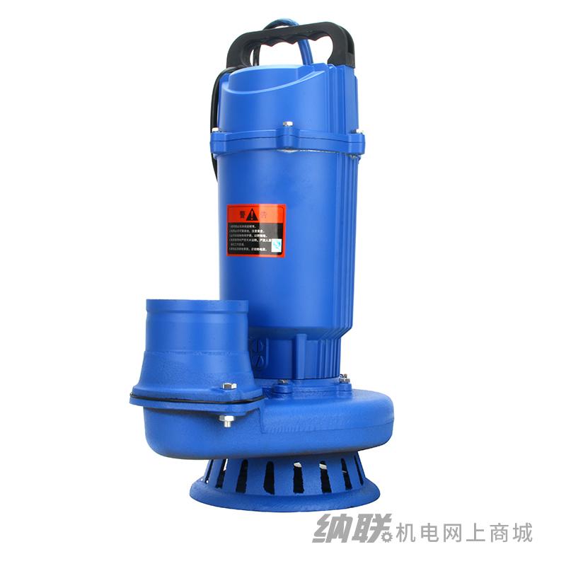 纳联机电 潜水泵-100QDX65-9-2.2(新版)