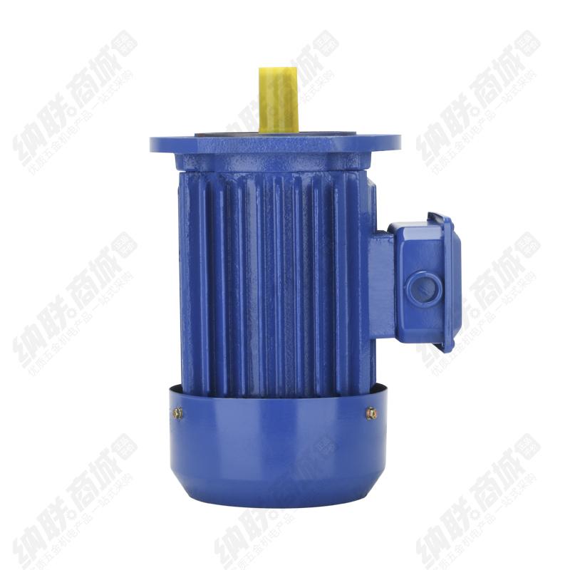 纳联机电 YE2系列电机-YE2-112M-2/4KW(立式)