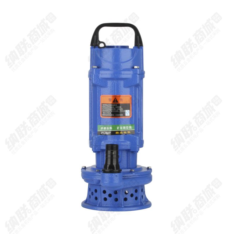 纳联机电 潜水泵-25QDX1.5-16-0.37T