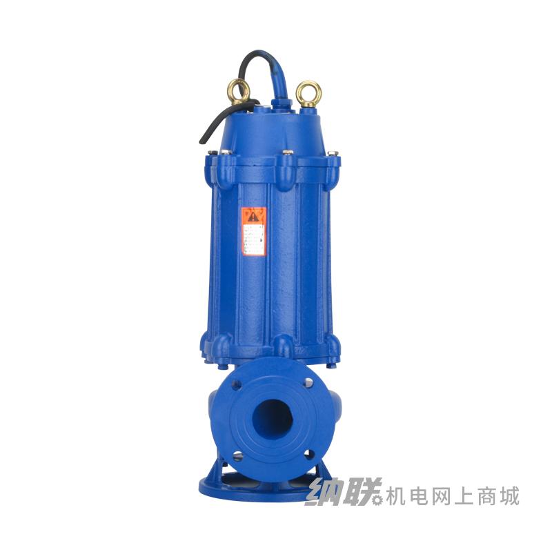 纳联机电 搅匀式污水泵-65JYWQ25-18-3A