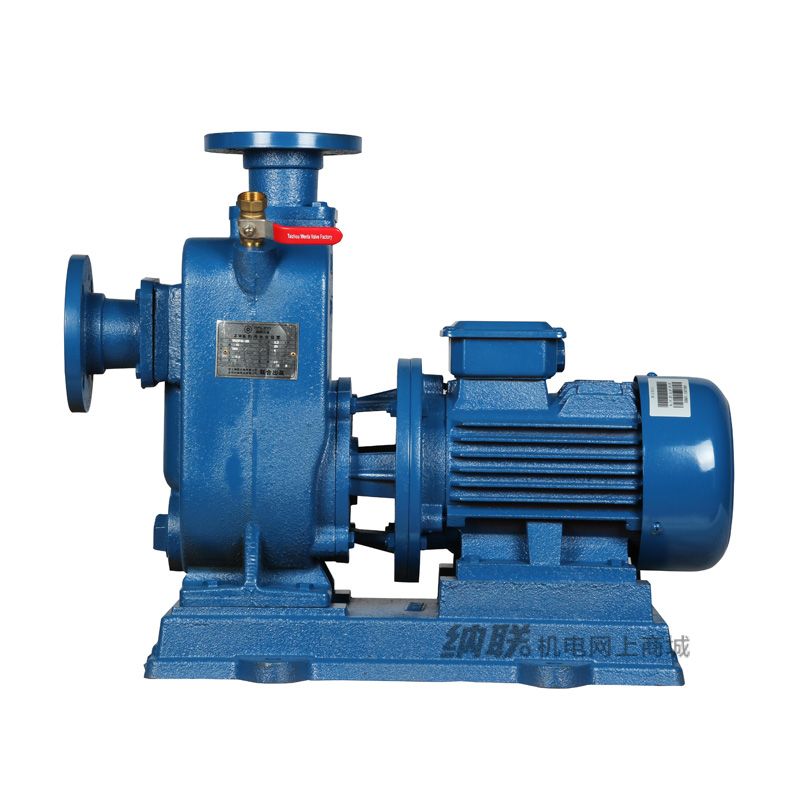 纳联机电 排污泵-40ZW8-15-1.5三铜