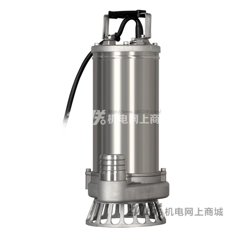 纳联机电 污水泵-WQ12-12-1.1S不锈钢