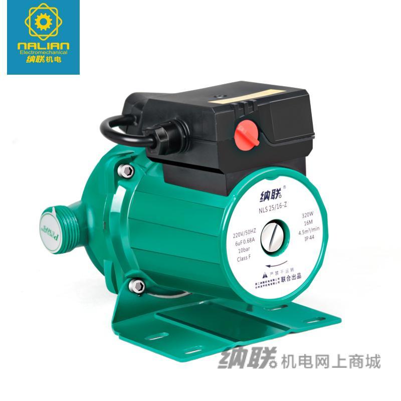 纳联机电 屏蔽泵-NLS40/10  200W