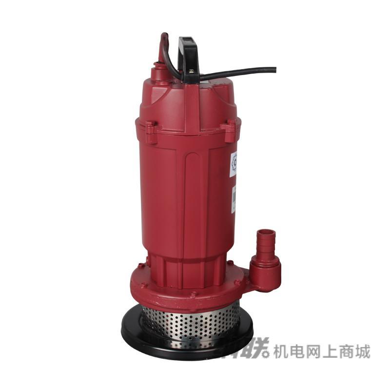 纳联机电 潜水泵-25QDX1.5-16-0.37新版