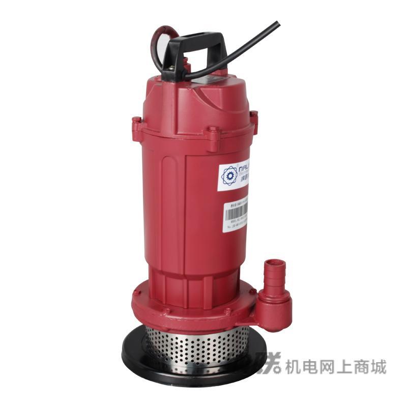 纳联机电 潜水泵-25QDX3-14-0.37新版