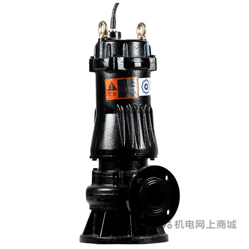 纳联机电 污水泵-50WQ10-10-0.75