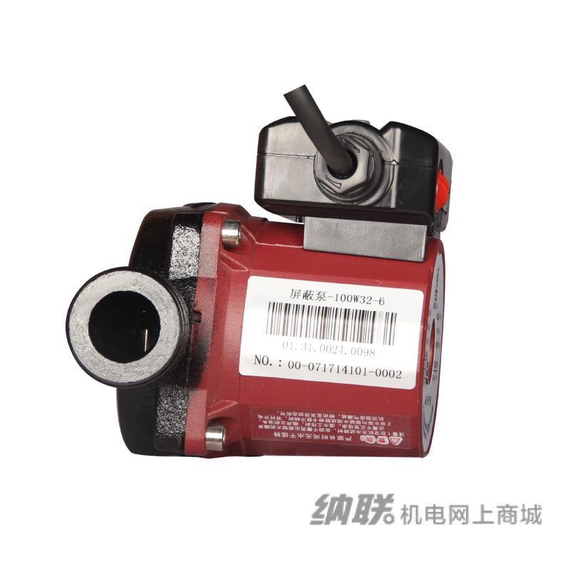 纳联机电 屏蔽泵-100W32-6