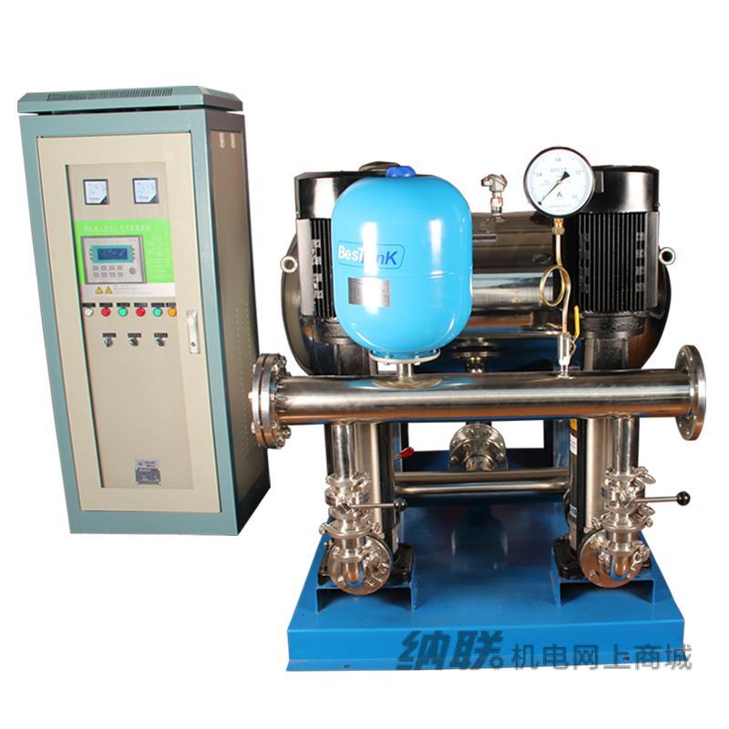 纳联机电 无负压给水设备-NLWBC16/2-0.8(不含水泵)