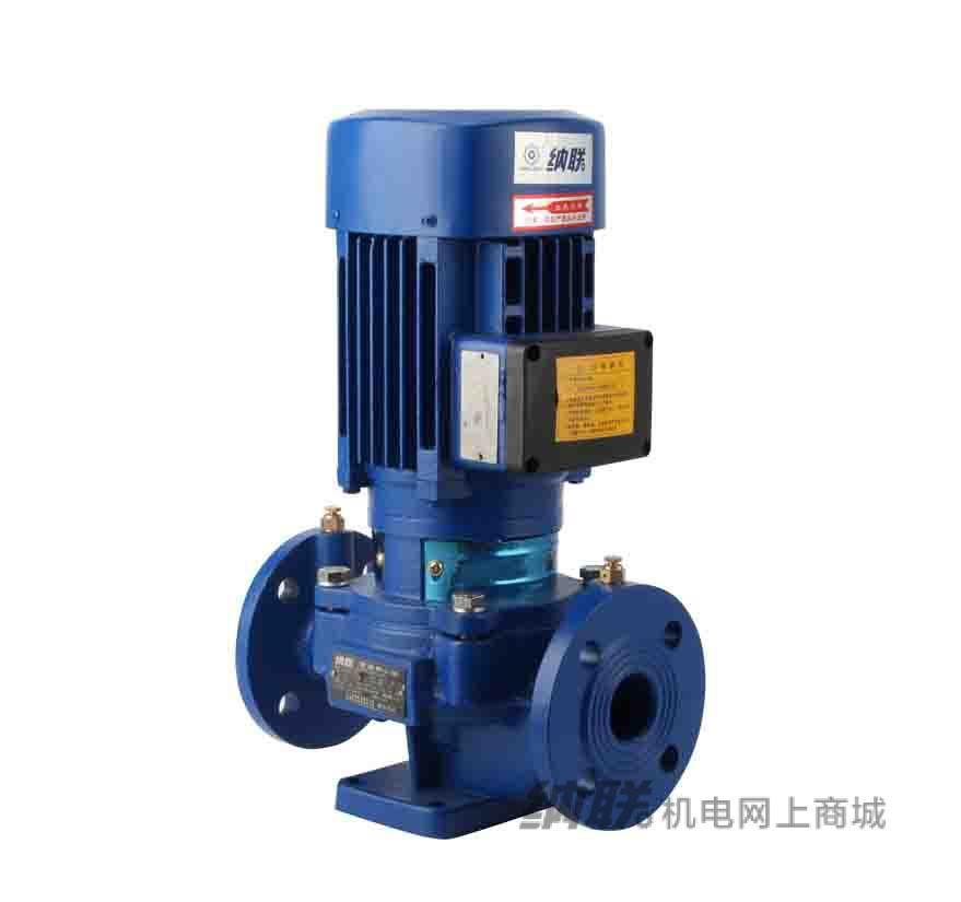纳联机电 管道泵-IRG50-250A-7.5三相(新款)