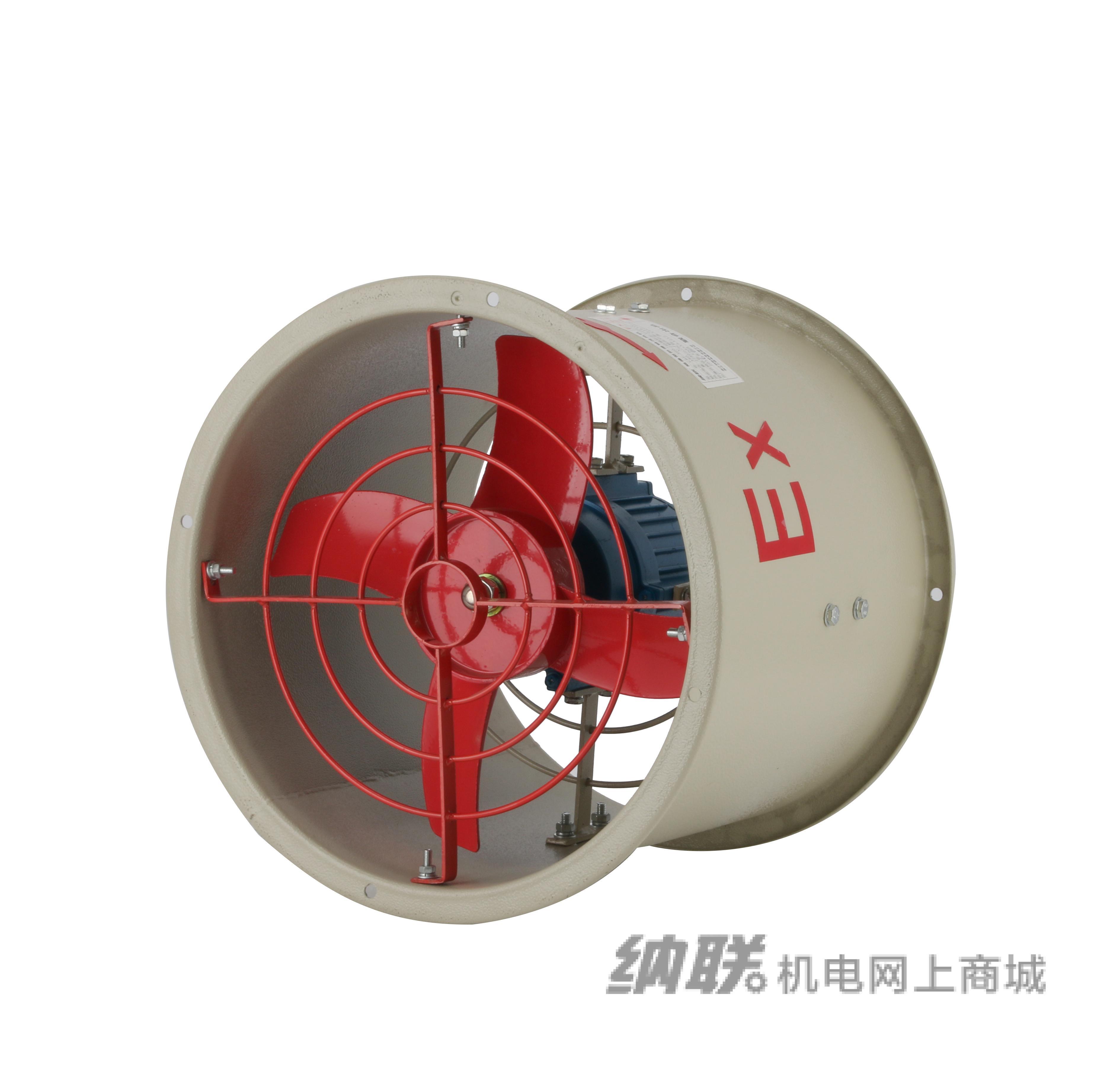 纳联机电 防爆风机-CBF-300三相