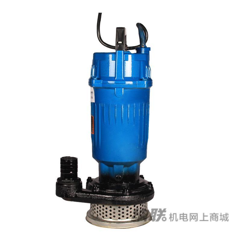 纳联机电 潜水泵-QDX7-18-0.75单铜-人民款