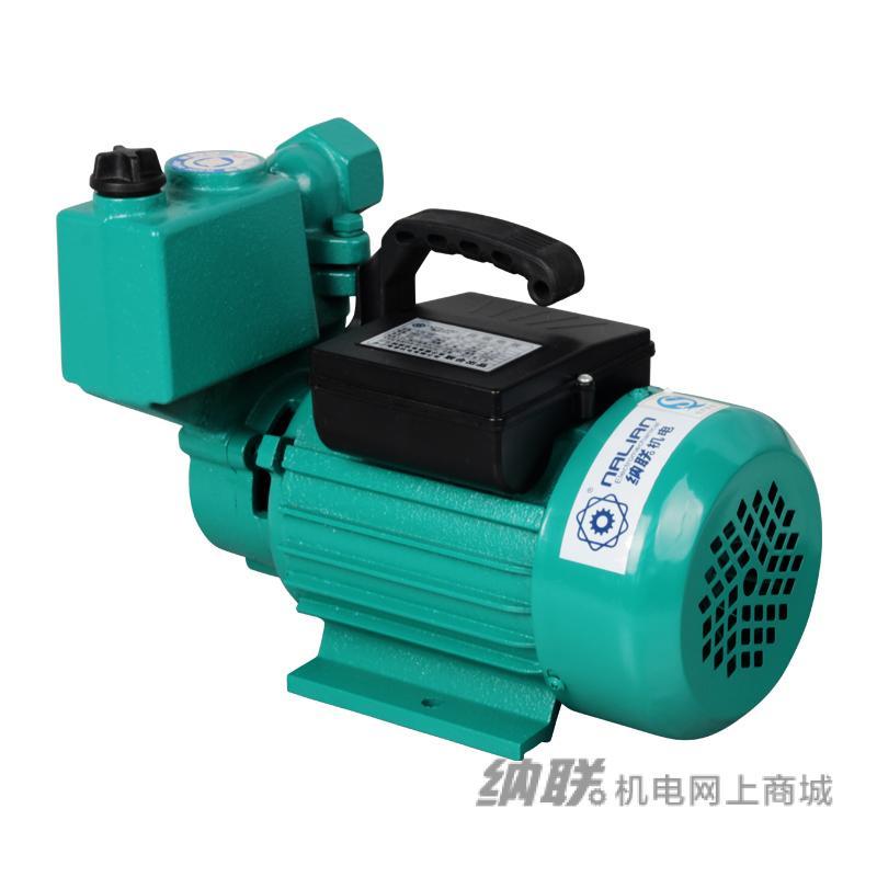 纳联机电 自吸泵-25WZB2-65-0.75 单相