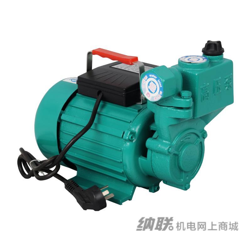 纳联机电 自吸泵-25WZB2-35-0.55 单相