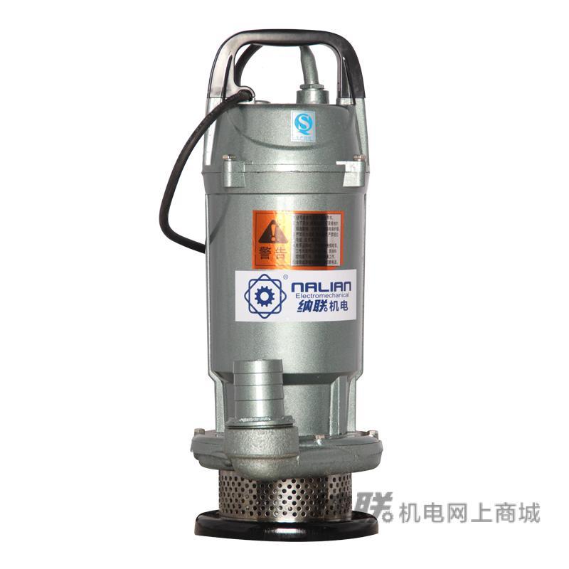 纳联机电 潜水泵-40QDX7-18-0.75(大元式)