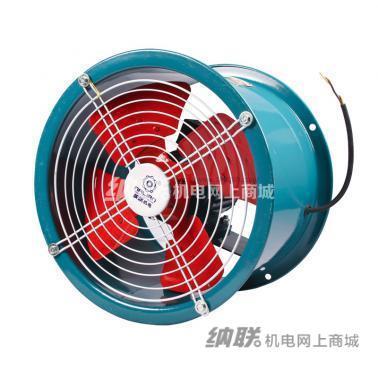 纳联机电 低噪音轴流风机-SFNO3-4/0.37kw管道式 单