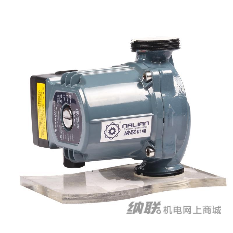 纳联机电 屏蔽泵-NLS40/6  100W