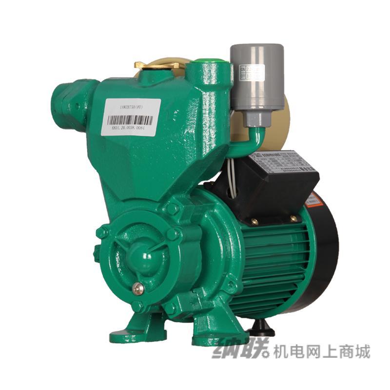 纳联机电 全自动冷热水自吸泵-1AWZB750