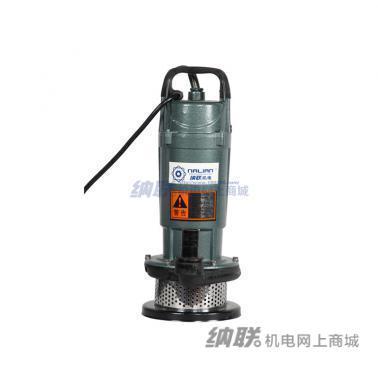 纳联机电 油浸式潜水泵-QDX3-20-0.55(特价)