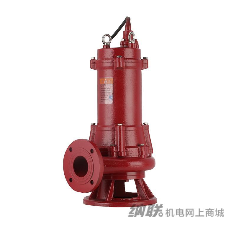 纳联机电 台湾款带刀切碎切割排污泵-65GNWQ25-12-1.5三相(新)