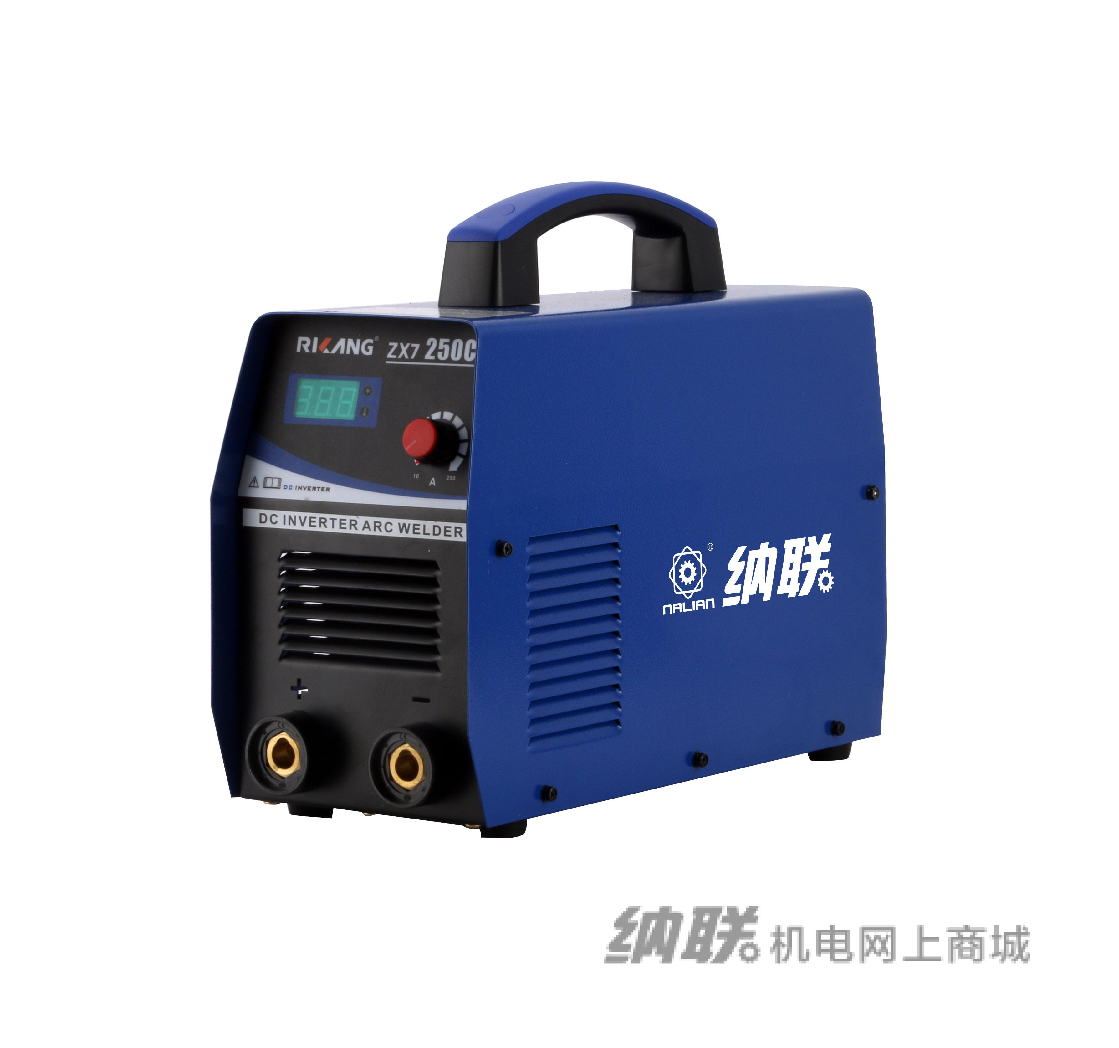 纳联机电 逆变直流氩弧焊机-TIG-200S 单相