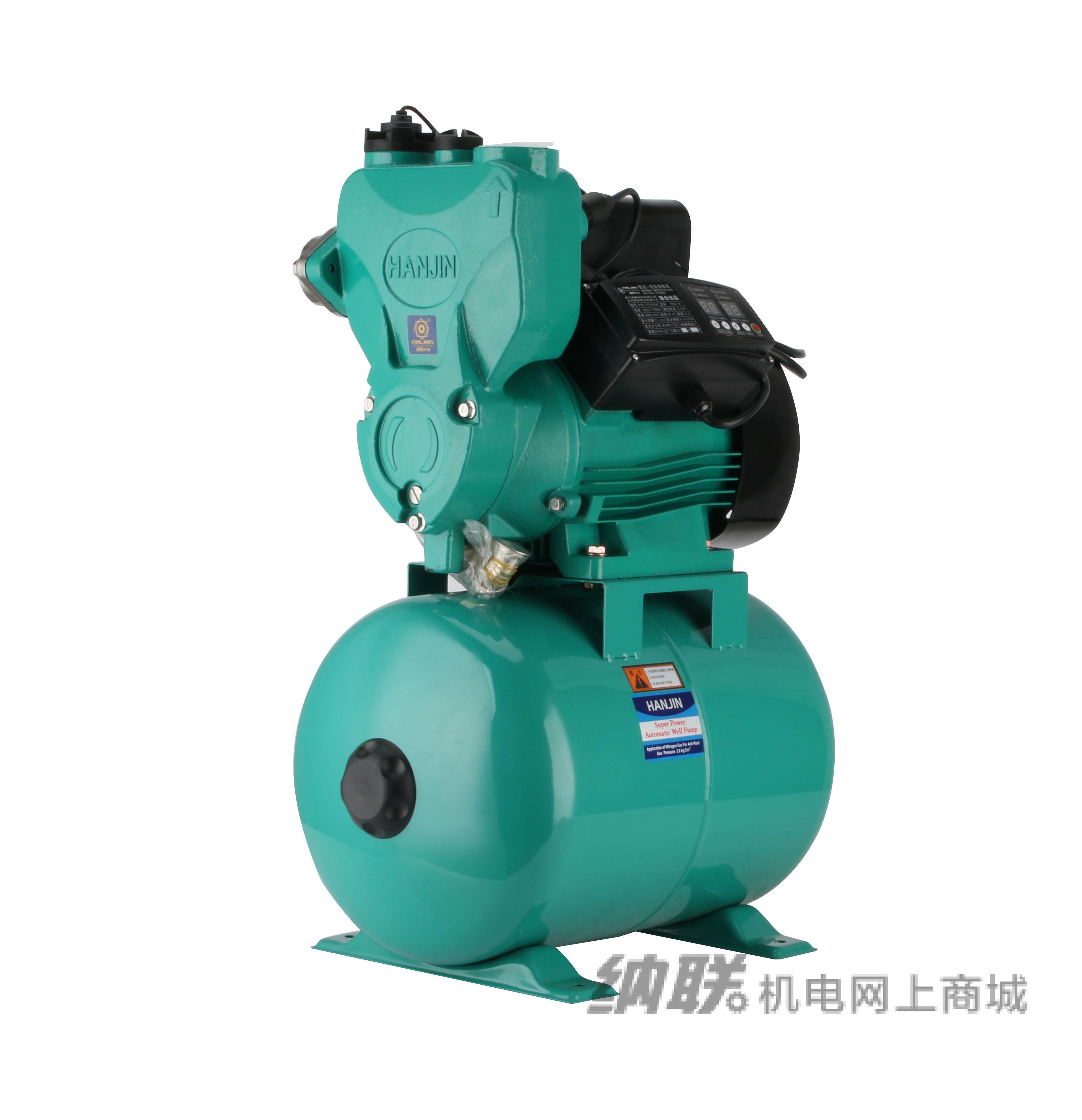 纳联机电 数码智能全自动自吸泵-PHJC-1200A