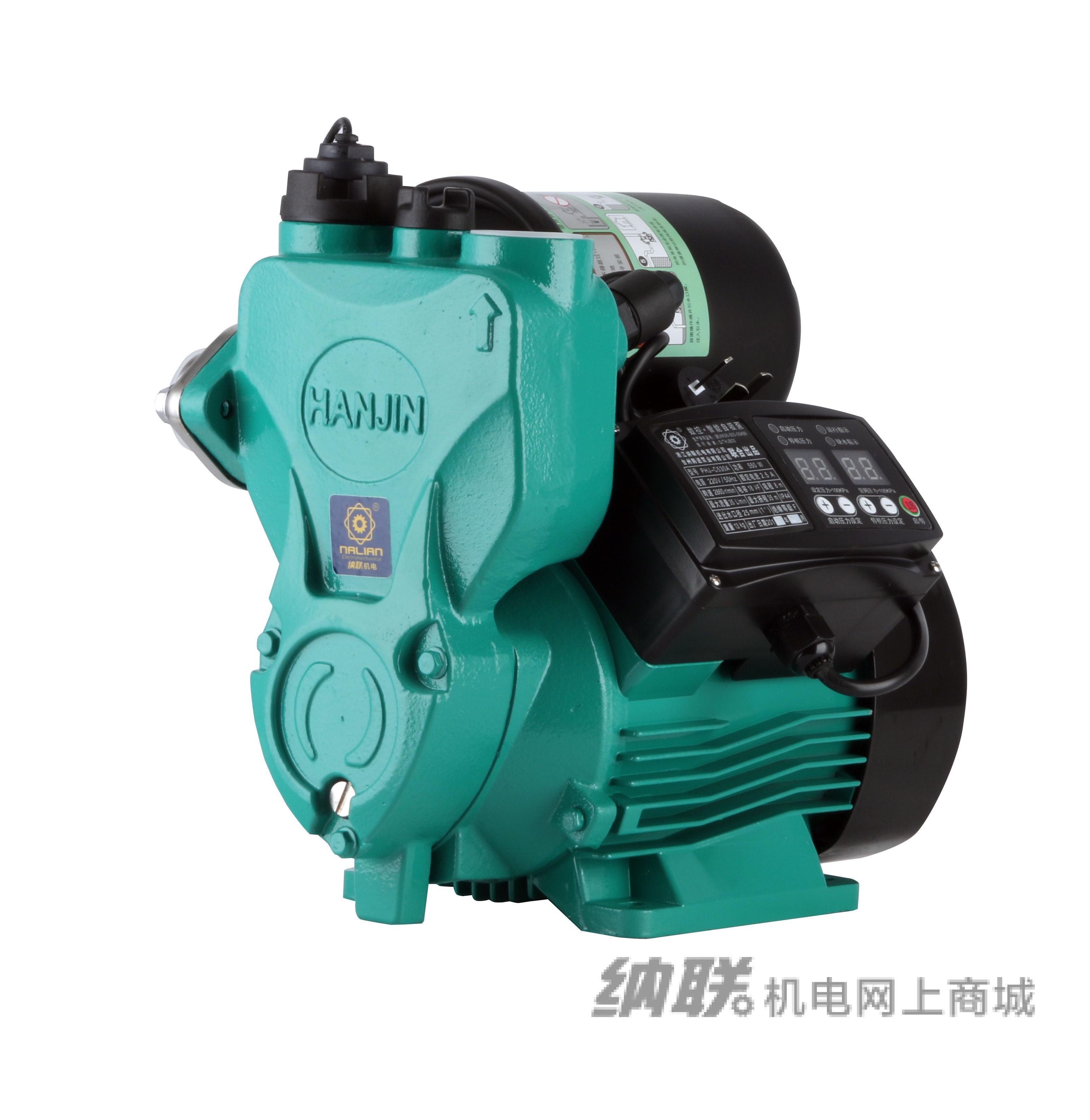 纳联机电 数码智能全自动自吸泵-PHJC-530A