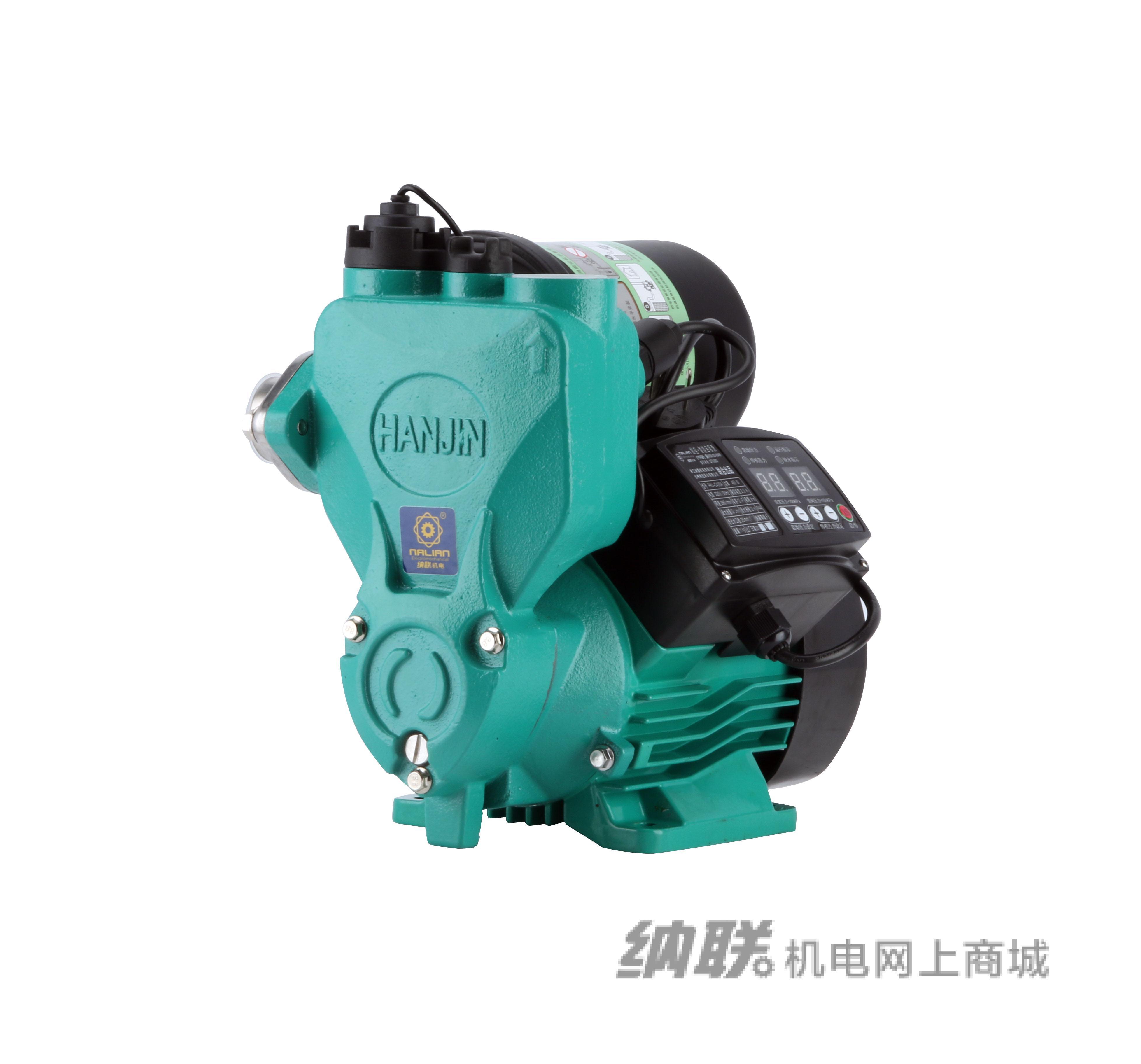 纳联机电 数码智能全自动自吸泵-PHJC-430A